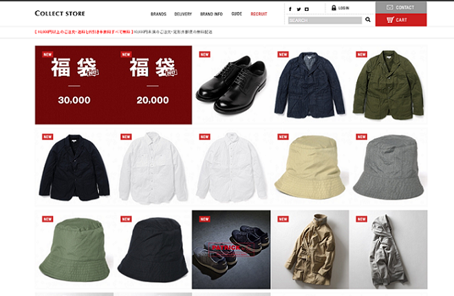 COLLECT STORE / 株式会社アラタナ