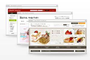 食品 ecサイト構築 リニューアルは ecオープンプラットフォームec cube